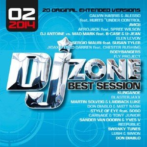 Dj Zone - Best Session 02/2014 (2014)