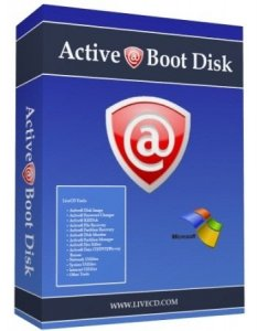 Active Boot Disk Suite 8.1.0