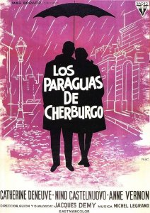 Шербургские зонтики / Les parapluies de Cherbourg (The Umbrellas of Cherbourg) (1964) BDRip 720p