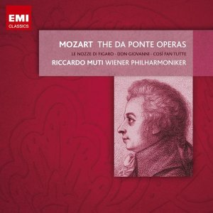 Mozart - The Da Ponte Operas Box Set (1992-1998) (2012)