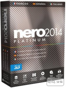 Nero 2014 Platinum 15.0.07700 Final  + ContentPack RePacK by KpoJIuK (Upd.28.02.2014)