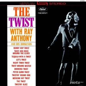 Ray Anthony - The Twist (1962)