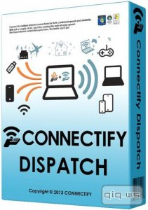 Connectify Dispatch Pro 7.3.1.30389 Final (Includes Connectify Hotspot PRO)
