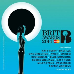 The BRIT Awards 2014 (3CD) (2014)