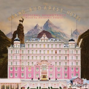 Alexandre Desplat - The Grand Budapest Hotel (2014)