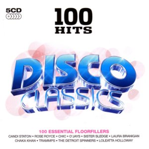 100 Hits Disco Classics - Collection (Oldies)