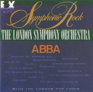 The London Symphony Orchestra - The Beatles x2 + ABBA (1994-1997) MP3