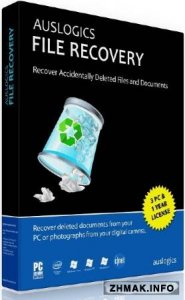 Auslogics File Recovery 5.0.1.0 DC 11.09.2014 + Rus