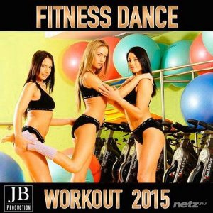 VA - Fitness Dance Workout 2015 (2015)