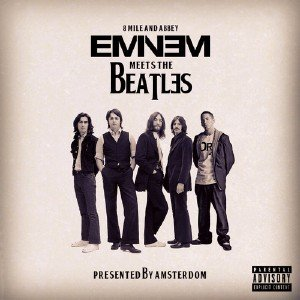 Eminem & The Beatles - 8 Mile And Abbey: Eminem Meets The Beatles (2015)