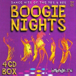 Boogie Nights - Dance Hits Of The 70s and 80s (2015)
