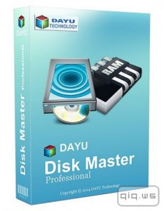 DAYU Disk Master Professional 2.8.2 Build 20150402 Final