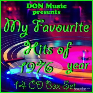 VA - My Favourite Hits of 1976 [14CD] (2015) FLAC