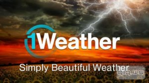 1Weather Pro: Widget Forecast Radar v3.3.0 (Android)