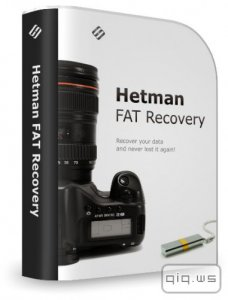 Hetman FAT Recovery 2.5 + Portable