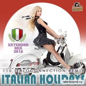 Italian Holidays: Extended Remix (2016)