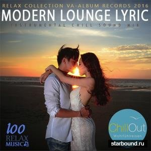 Modern Lounge Lyric (2016)