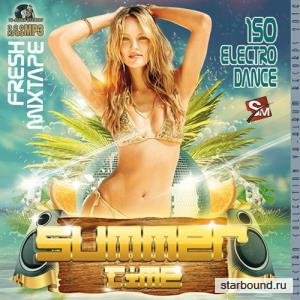 Summer Time: Fresh Dance Mixtate (2016)