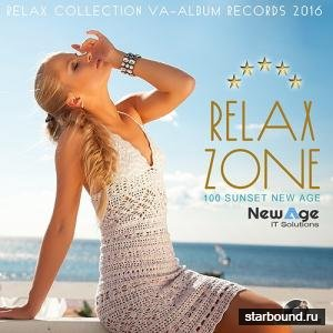 100 Sunset New Age: Relax Zone (2016)