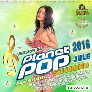 Planet Pop: Summer Version 04 (2016)