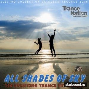 All Shades Of Sky: Uplifting Mix (2016)