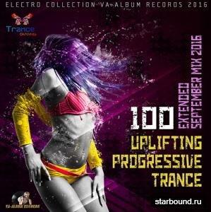 100 Uplifting Progressive Trance Mix September (2016)
