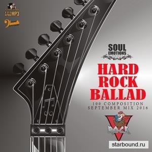 Hard Rock Ballad: Soul Emotions (2016)