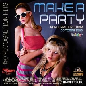 Make A Party: Popular World Mix (2016)