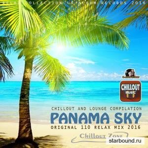Panama Sky: Chillout Relax Mix (2016)