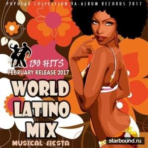 World Latino Mix ( 2017 )