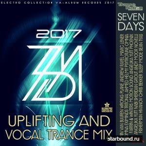 7 Days: Uplifting And Vocal Trance (2017)