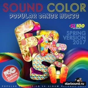 Sound Color: Popular Dance Music (2017)