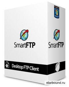 SmartFTP Client Enterprise 9.0.2443 (Rus/Eng/x86/x64)