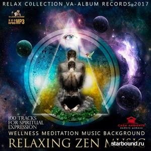 Relaxing Zen Music: Ambient Meditation (2017)
