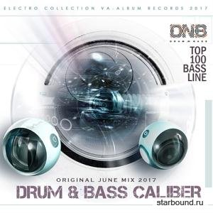 Drum And Bass Caliber (2017)