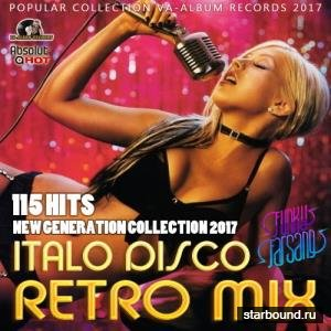 Italo Disco Retro Mix: New Generation (2017)