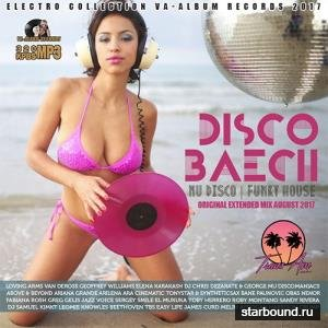 Disco Beach: Nu Disco House Original Mix (2017)