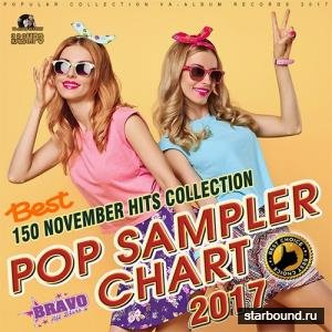 Pop Sampler Chart: November Hits Collection (2017)