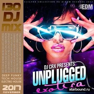 Unplugged Exotica: DJ Mix (2017)