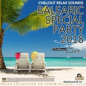 Balearic Special Relax Party (2018)
