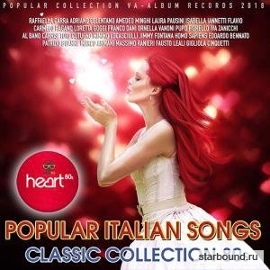 Popular Italian Songs: Classic Collection 80s (2018)