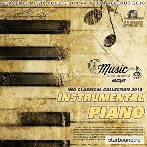 Instrumental Piano: Neo Classical Collection (2018)