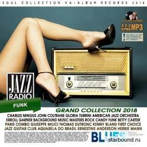 Blues And Jazz Radio: Grand Collection (2018)