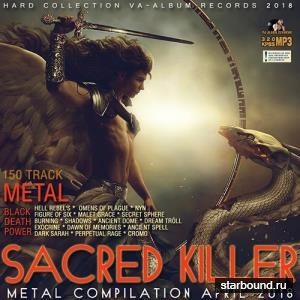 Sacred Killer: Metal Compilation (2018)