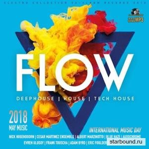 Flow: Deep Tech House Collection (2018)