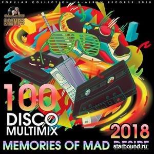 Memories Of Mad Desire: Disco Multimix (2018)
