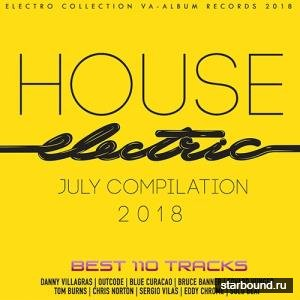 House Electric: July Compilation (2018)