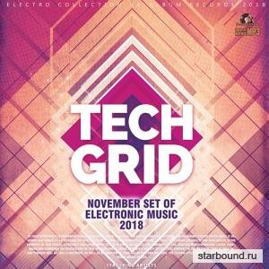 Tech Grid: Electronic Set November (2018)