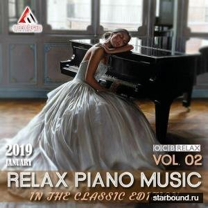 Relax Piano Music Vol.02 (2019)