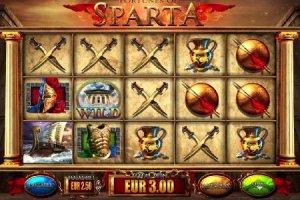 Казино Азимут 777 и игровой автомат Sparta